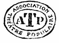 A, T, P comme Association du Théâtre Populaire