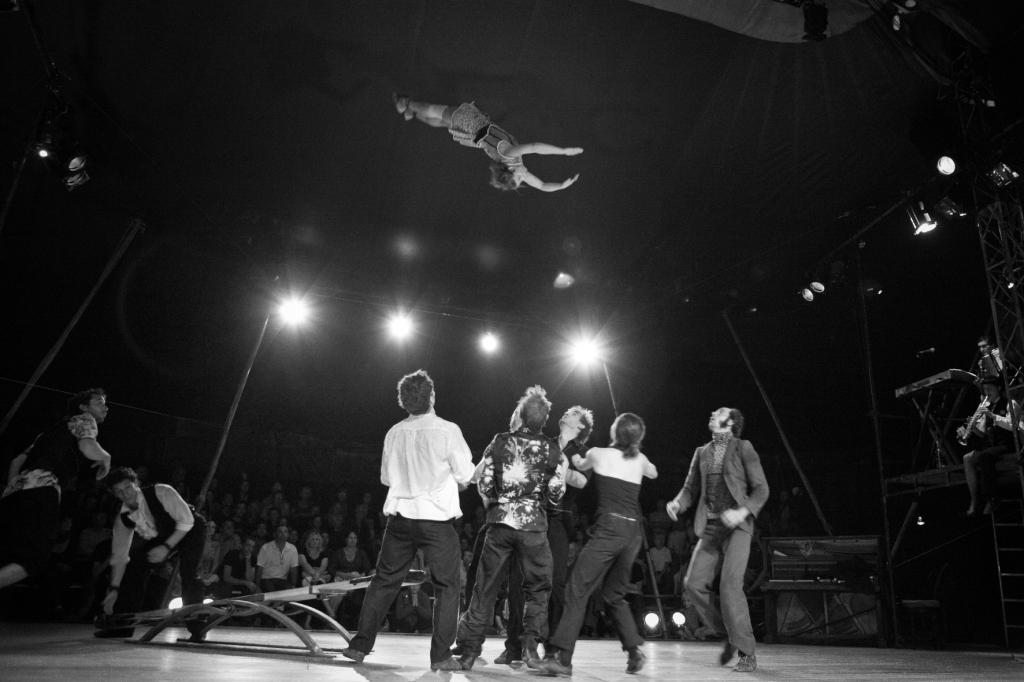 Ballet Manchot -vol