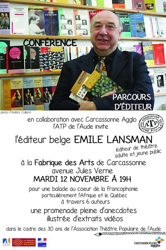 conference Emile Lansman