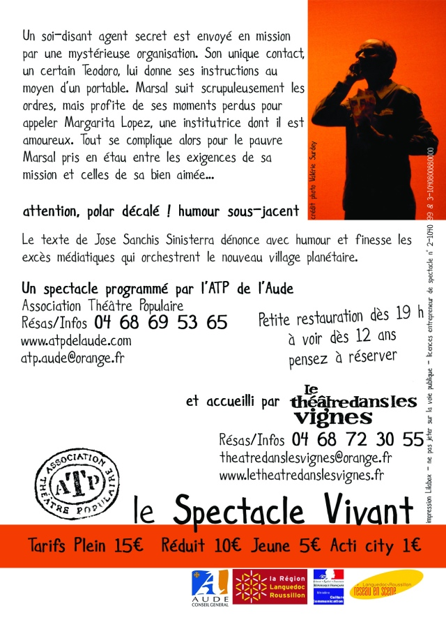 Flyer Conspiration Vo A6  ATP