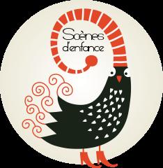 Logo Scènes d'Enfance