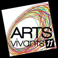 Logo Arts Vivants 11 cartouche