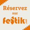 Festik bouton_blanc_orange
